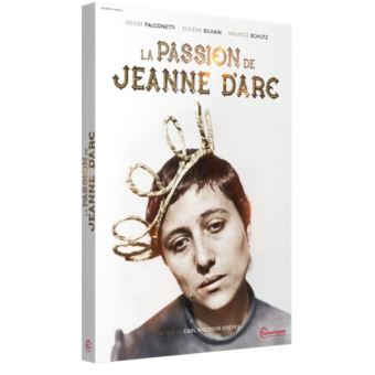 La passion de Jeanne d'Arc Blu-ray
