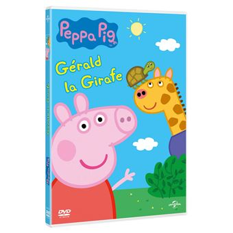 Peppa PigPeppa Pig : Gérald La Girafe DVD