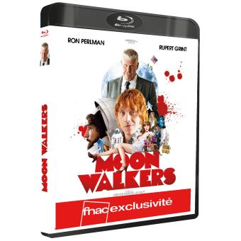 Moonwalkers Exclusivité Fnac Blu-ray
