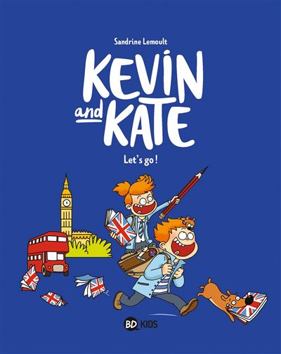 Kevin and Kate