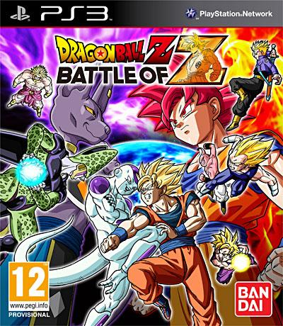 Dragon Ball Z Battle Of Z PS3 - PlayStation 3