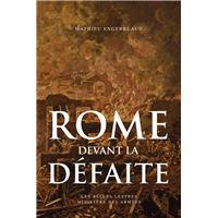 Rome devant la défaite