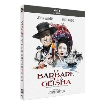 BARBARE ET LA GEISHA-FR-BLURAY
