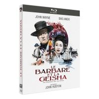 Le Barbare et la Geisha Blu-ray