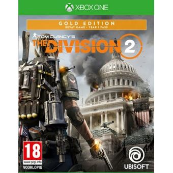 TOM CLANCY'S THE DIVISION 2 GOLD EDIT. FR/NL XONE