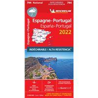 "Mapa National España - Portugal 2020 ""Alta Resistencia"""