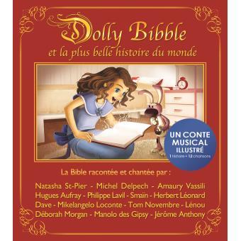 Dolly Bibble Livre-CD