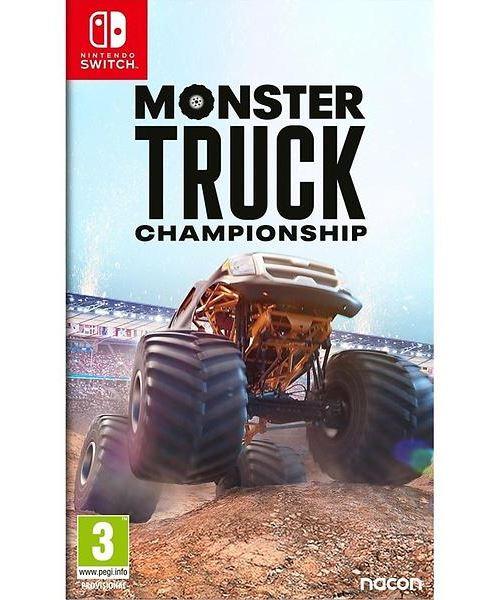 Monster Truck Championship Nintendo Switch
