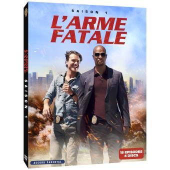 L'arme fataleL'arme fatale Saison 1 DVD