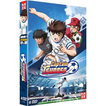 Coffret Captain Tsubasa Saison 1 DVD