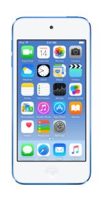 APPL Apple iPod Touch 64 Go Bleu
