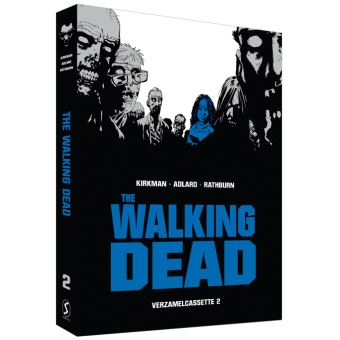 Walking Dead - 2 SC: (LEEG + PRENT) BOX SC