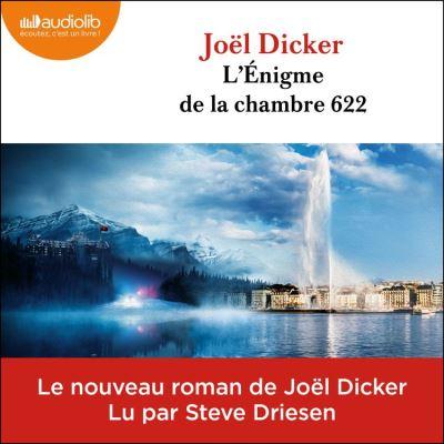 L'Énigme de la chambre 622 - Format Téléchargement Audio - 9791035403263 - 23,45 €