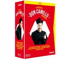 Don Camillo L'intégrale Blu-Ray