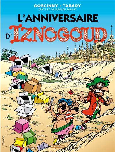 L'anniversaire d'Iznogoud