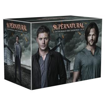 SupernaturalSupernatural Saisons 1 à 9 Coffret DVD