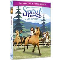 Spirit Au galop en toute liberté Saisons 1 et 2 DVD