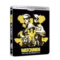 Watchmen : Les Gardiens Edition Ultimate Cut Steelbook Blu-ray 4K Ultra HD