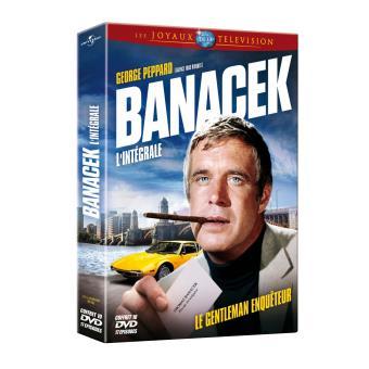 BanacekCoffret Banacek Saisons 1 et 2 DVD