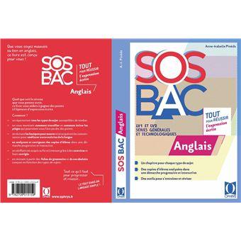 SOS BAC anglais