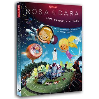 Rosa et dara leur fabuleux voyage