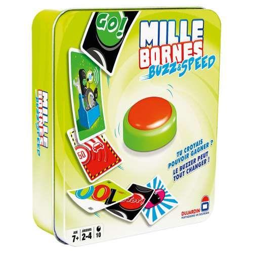 Mille Bornes Buzz and Speed Dujardin