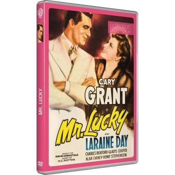 Mr. Lucky DVD