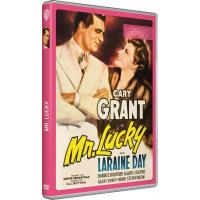 Mr. Lucky DVD
