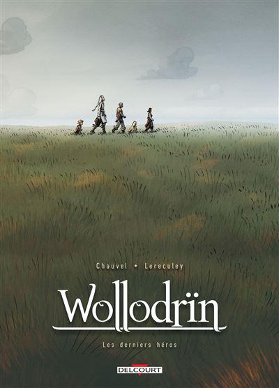 Wollodrïn - Etui jaquette T09 à