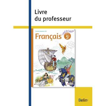 L Envol Des Lettres Francais 5eme Cycle 4