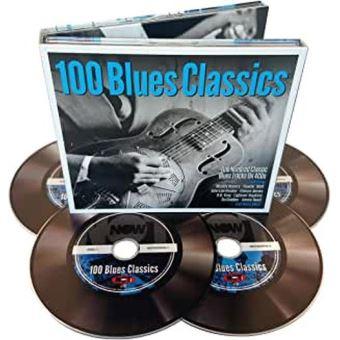 100 BLUES CLASSICS/4CD