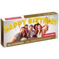 Cadeaubox FR Happy Birthday