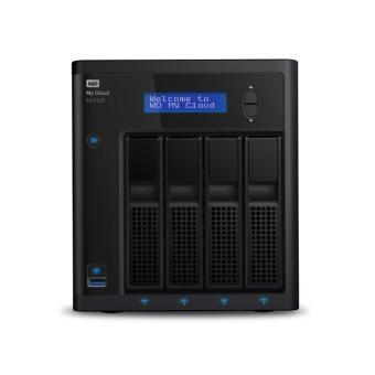 Serveur NAS Western Digital My Cloud EX4100 16 To Noir