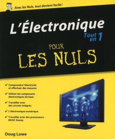 Pour les Nuls -  : L'électronique tout en 1 pour les nuls