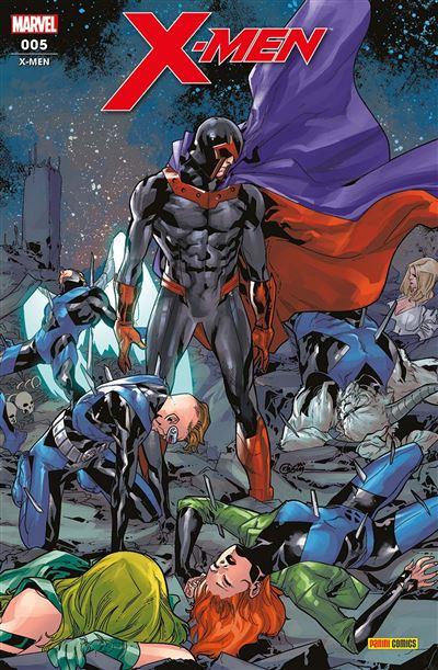 X-Men la guerre des dieux Nº5
