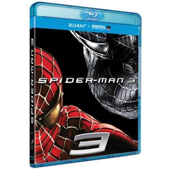 Spider-ManSpider-Man 3 - Blu-Ray