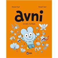 Avni - Avni s'en mêle Tome 04 - Avni - Vincent Caut, Romain Pujol -  cartonné - Achat Livre ou ebook | fnac