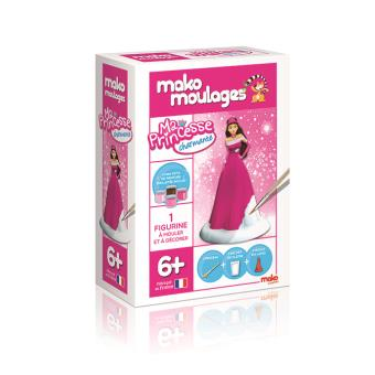 MAKO MOULAGES HELLO KITTY 4 MOULES