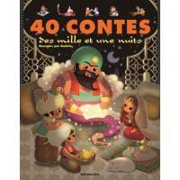 40 contes des mille et une nuits