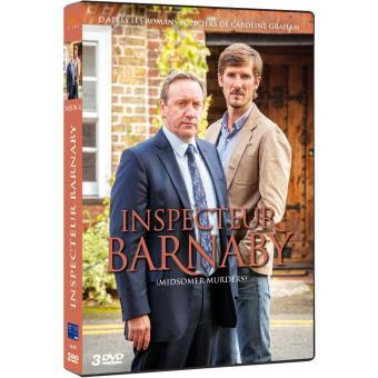 Inspecteur BarnabyCoffret intégral de la Saison 16 DVD