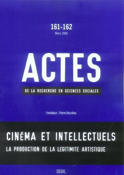 Cinéma et intellectuels