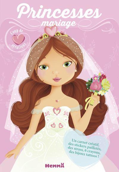 Princesses Mariage Coup de coeur créations