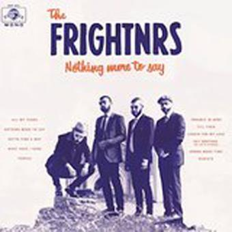 Nothing More To Say The Frightnrs Cd Album Achat Prix Fnac