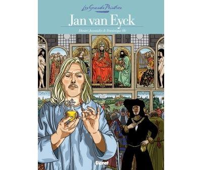 Les Grands Peintres - Jan van Eyck
