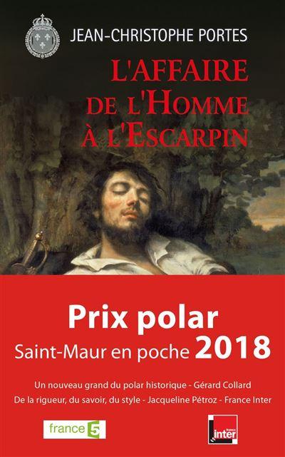 L'affaire de l'homme à l'escarpin (T.2) - Prix Polar de Saint Maur en Poche 2018 - 9782824647043 - 5,99 €