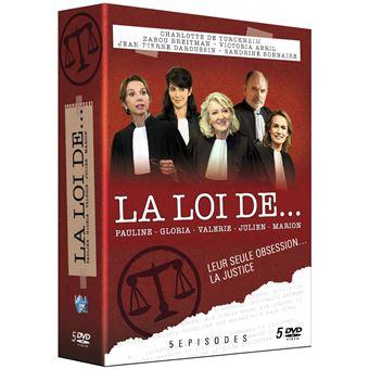 La Loi deCoffret La Loi de Volume 2 DVD