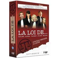Coffret La Loi de Volume 2 DVD