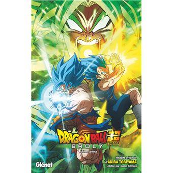 Dragon Ball SuperBroly
