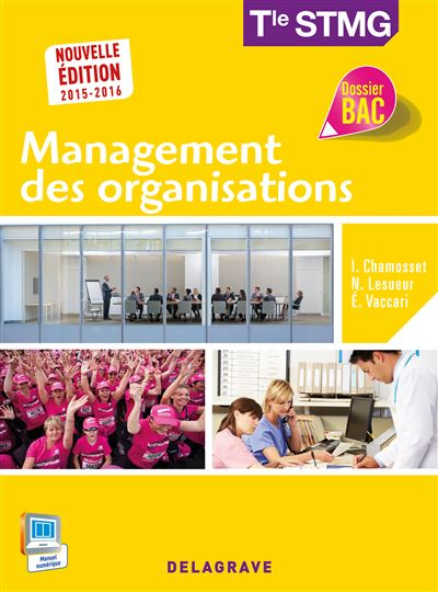 Management des organisations, Term STMG