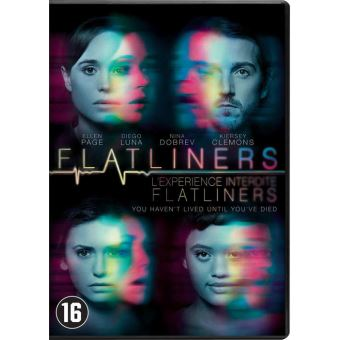 FLATLINERS (2017) (UV)-BIL